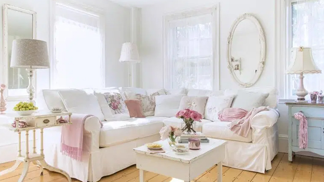 Design Interior Shabby chic